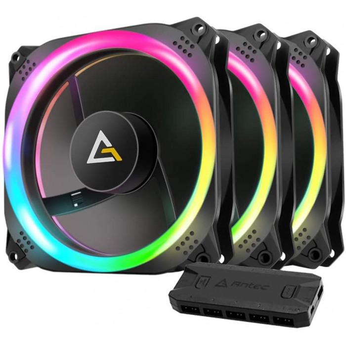 انتيك | مروحة | Prizm 120 ARGB 3+2+C Computer case Cooling fan