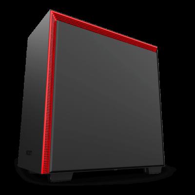 CA-H710B-BR | كيس | H710  Black and Red ATX | من ان زد اكس تي