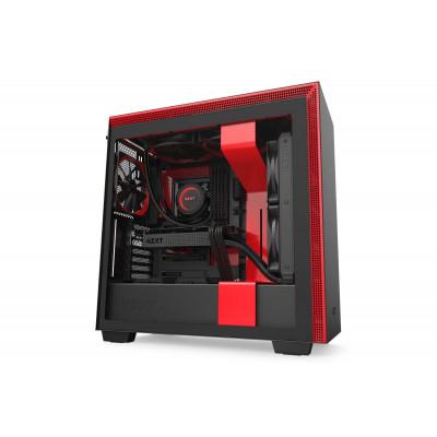 CA-H710B-BR | كيس | H710  Black ATX | من ان زد اكس تي