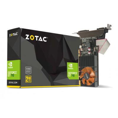 زوتاك   بطاقة رسومات  GeForce® GT 710 2GB   ZT-71310-10L