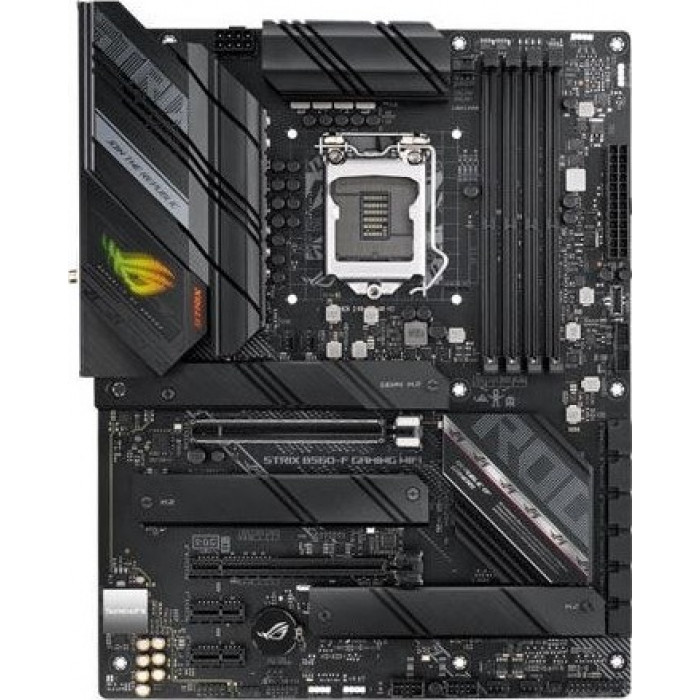 Bundle 5    i5-11600K 3.9 GHz Six-Core LGA 1200 + ROG STRIX B560-F GAMING WIF