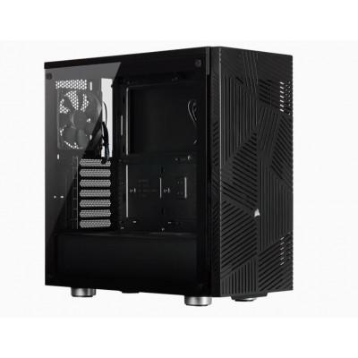 كورسير   صندوق الكمبيوتر   275R Airflow Tempered Glass Mid-Tower  — Black    CC-9011181-WW