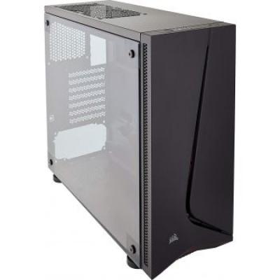 كورسير   حافظة للكمبيوتر   Carbide SPEC-05 Mid Tower Black   CC-9011138-WW