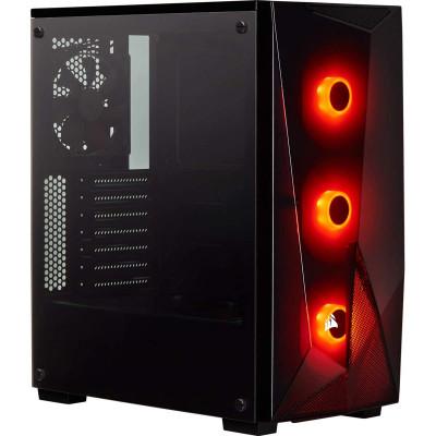 كورسير   حافظة كمبيوتر   Carbide SPEC-DELTA RGB TG Mid Tower ATX   CC-9011166-WW