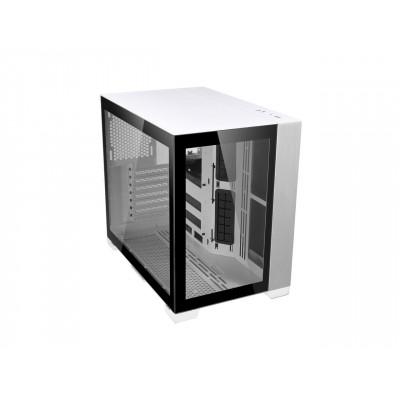 ليان لي    صندوق كمبيوتر للالعاب  PC-O11DW 011 DYNAMIC Mini tempered glass -White