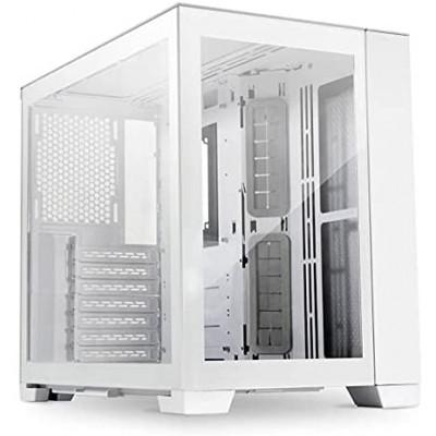 ليان لي  صندوق كمبيوتر     O11 Dynamic mini Snow White Mini Tower    011DMI-S