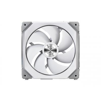 ليان لي  | مروحة فردية SL140 1 Pack WHITE(ONLY ONE) 140mm LED | SL140-1-WHITE