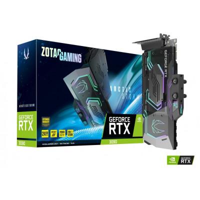 زوتاك   GAMING GeForce RTX 3090 ArcticStorm   كرت الشاشة