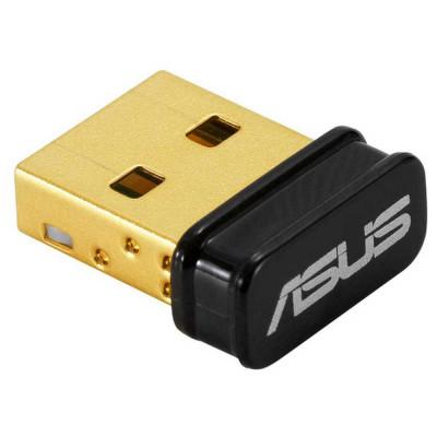 اسوس   Bluetooth 5.0 USB محول    90IG05J0-MO0R00