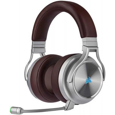 كورسير    سماعة راسية   VIRTUOSO RGB WIRELESS SE High-Fidelity Gaming Headset — Espresso   CA-9011181-NA