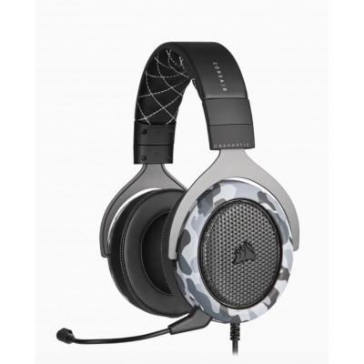 كورسير    سماعة رأسية    HS60 HAPTIC Stereo Gaming Headset with Haptic Bass (EU)   CA-9011225-EU