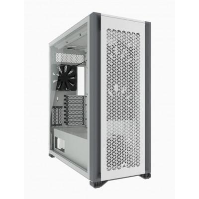 كورسير    صندوق الكمبيوتر  7000D AIRFLOW Full-Tower ATX PC Case — ابيض   CC-9011219-WW