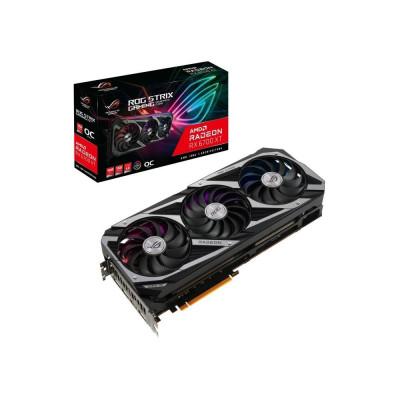 اسوس | بطاقة ذاكرة | ROG-STRIX-RX6700XT-O12G-GAMING AMD Radeon RX 6700 XT 12 GB GDDR6 | 90YV0G81-M0NA00