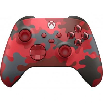 مايكروسوفت   وحدة التحكم اللاسلكية Xbox Series Day Strike Camo Special Edition   QAU-00017