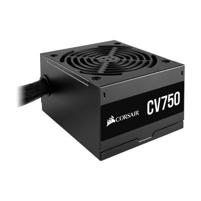 كورسير | مزود طاقة | CV Series™ CV750 — 750 Watt 80 Plus® Bronze Certified PSU (UK) | CP-9020237-UK