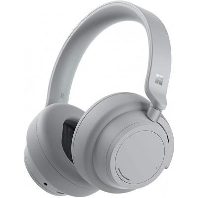 مايكروسوفت | سماعات سيرفيس 2 ، خاصية إلغاء الضوضاء اللاسلكية بتقنية البلوتوث - رمادي | QXL-00023