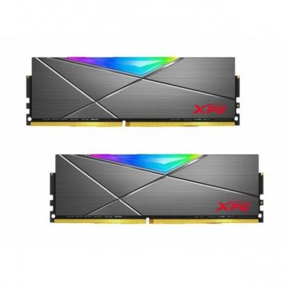 XPG | ذاكرة | Spectrix D50 2x16GB 3600 Grey | AX4U360016G18I-DT50