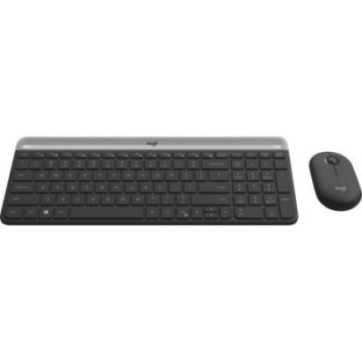 لوجيتك | MK470 Slim Wireless Keyboard & Mouse Combo | 920-009204
