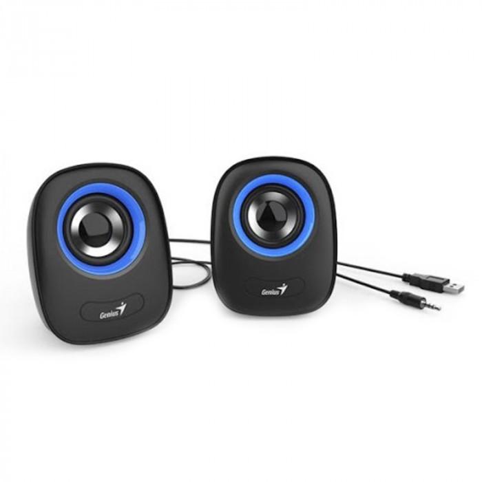 جينيس | مكبرات الصوت |Speaker SP-Q160 Blue USB Power| 31730027403
