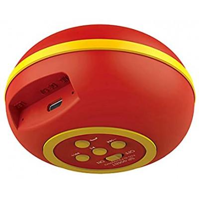 مكبر صوت | جينيس| SP-906BT, Speaker Glowing Red | 31731072104