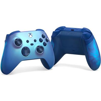| إكس بوكس | وحدة التحكم اللاسلكية Blue Aqua | QAU-00027