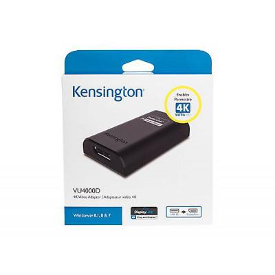 Kensington VU4000 USB 3.0 to HDMI 4K Video محول