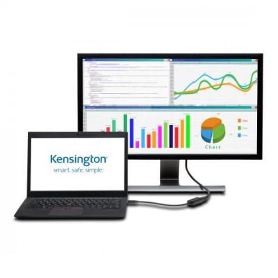 Kensington VM4000 Mini Display Port to HDMI 4K محول فيديو