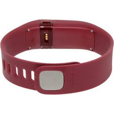 Fitbit Charge Activity + Sleep Wristband - Burgundy