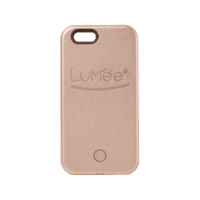 iPhone 6s LuMee Case - Rose