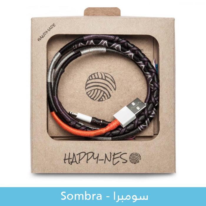 Happy-Nes 1m. Apple كيبل اصلي من