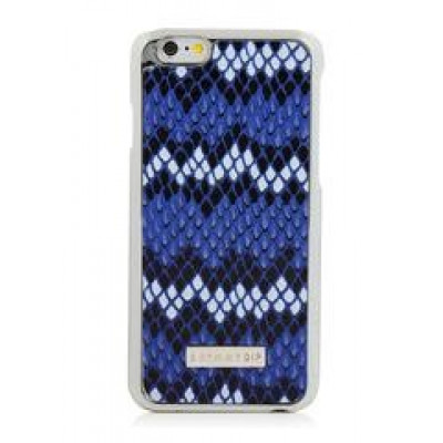 iPhone 6/6S Blue Snake Case