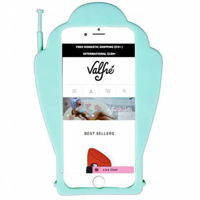 Valfre iPhone 6/6S 3D Case - Shell