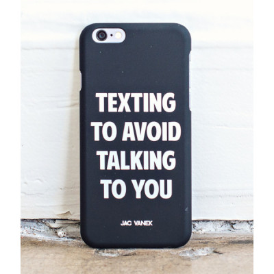 Texting to Avoid Talking to You – iPhone 6 Plus Case