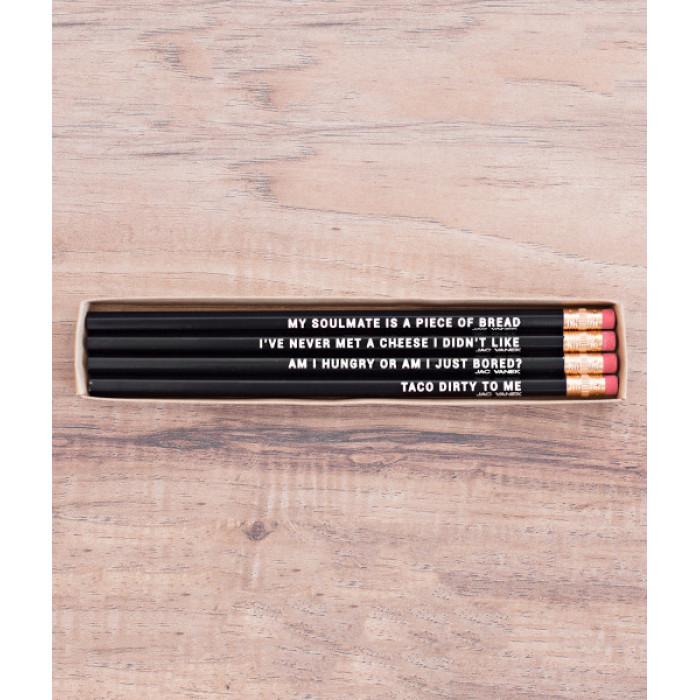 Inner Foodie Pencil Set