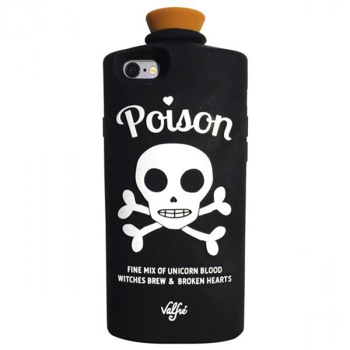 Valfre iPhone 6/6S 3D Case - Poison (Black)