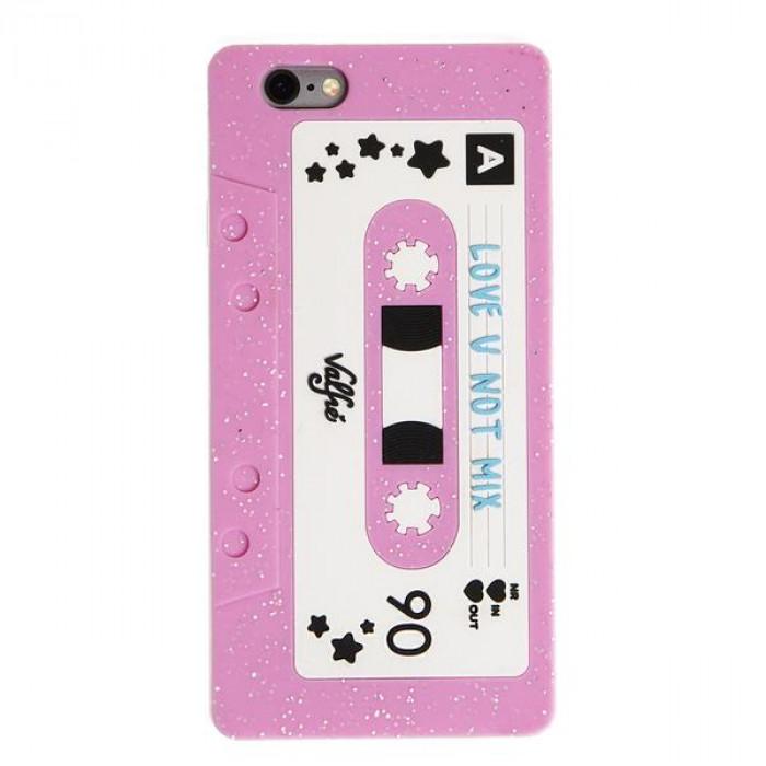 Valfre iPhone 6/6s  3D Case - Love U Not Mixtape