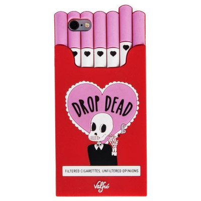 Valfre iPhone 7 and 7 Plus 3D Case - Drop Dead