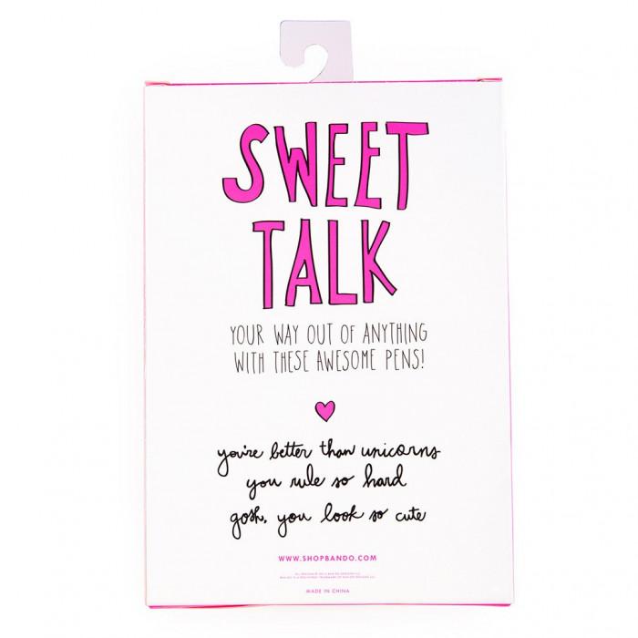 Sweet Talk -  مجموعة الاقلام