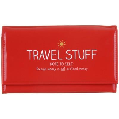 محفظة مستندات - Travel Stuff