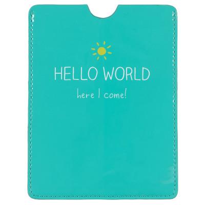 محفظة جوازات – Hello World