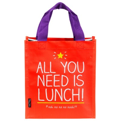 All you need is lunch - حقيبة
