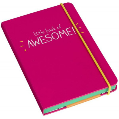 دفتر صغير – Book of Awesome