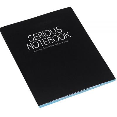 دفتر كبير - Serious