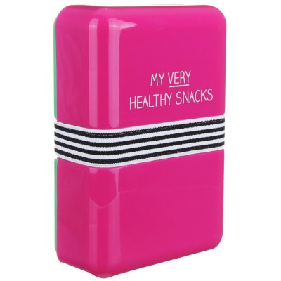 My very healthy snack - علبة غداء