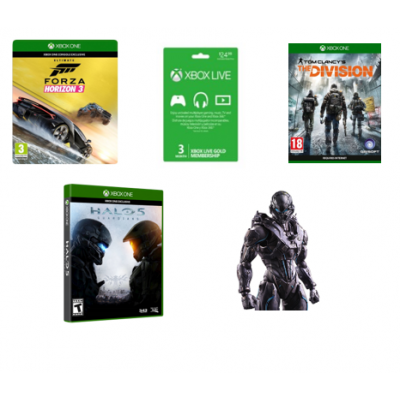 Xbox One Adventure Bundle