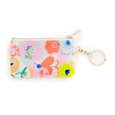 Keychain Pouch - Mega Blooms