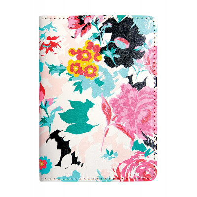 Passport Holder - Florabunda