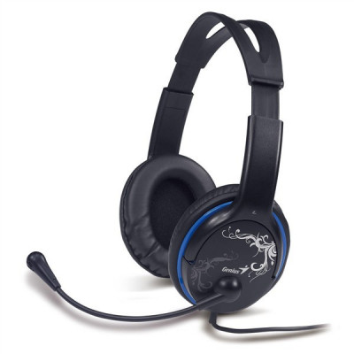 GENIUS HS-400A BLUE HEADSET