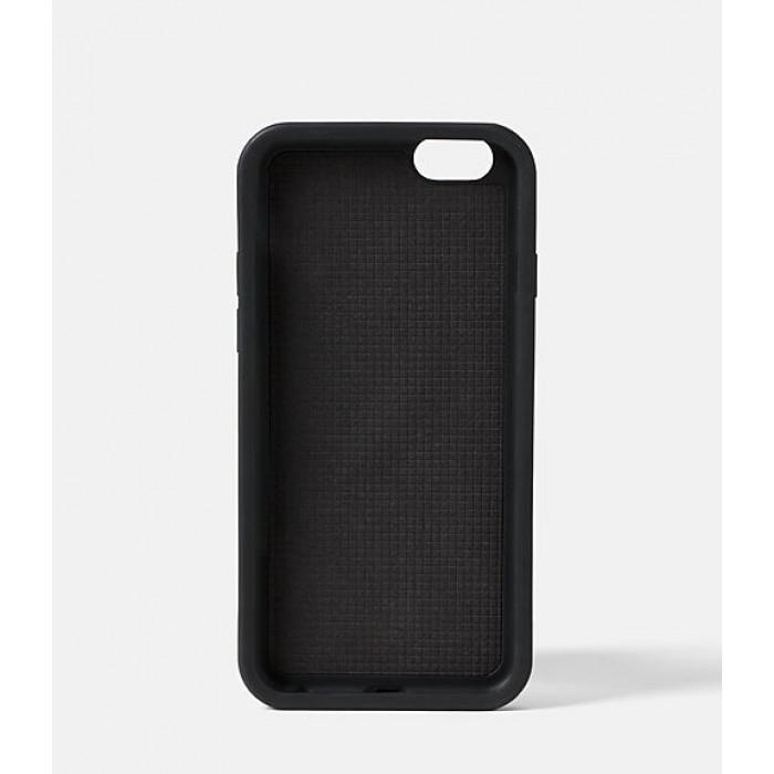 Jack Spade iPhone 6 / 6s كفر بني غامق واسود