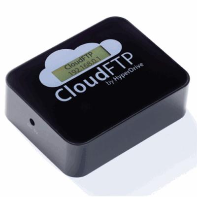 Cloud-FTP نقل لاسلكي للبيانات والوسائط